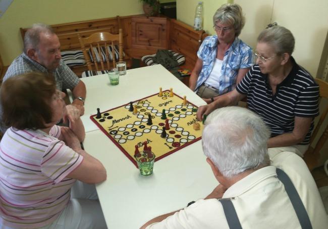 Betreuungsangebot für an Demenz erkrankte Menschen