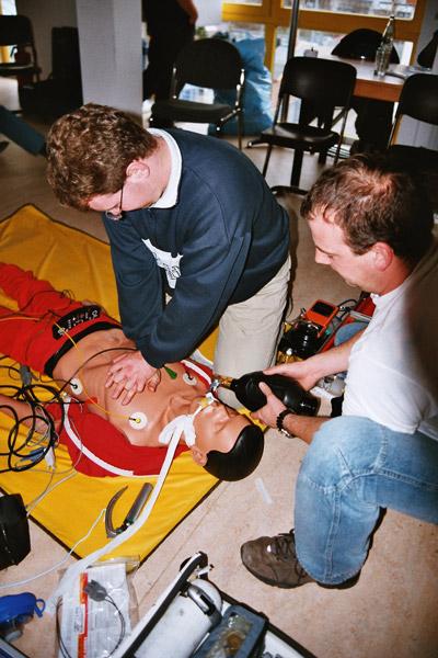 Fortbildung Rettungsdienst 7 / 2004
