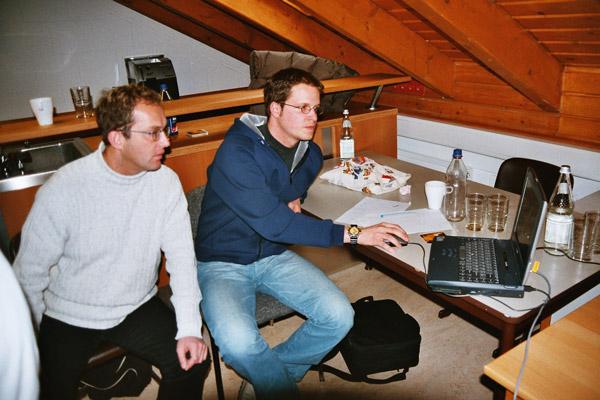 Fortbildung Rettungsdienst Bild 9 / 2004