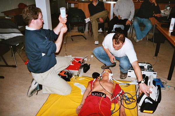 Fortbildung Rettungsdienst 8 / 2004