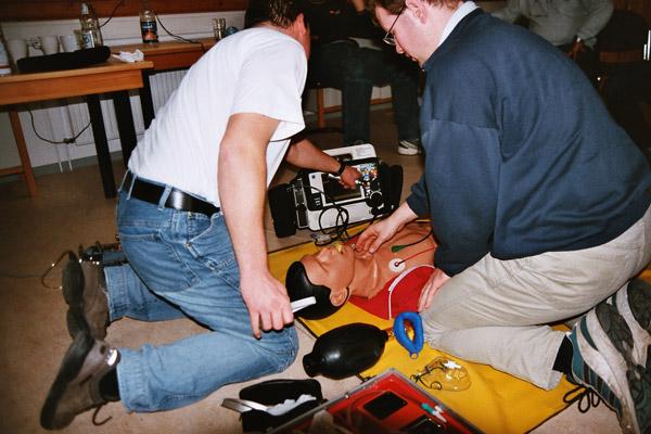 Fortbildung Rettungsdienst 3 / 2004